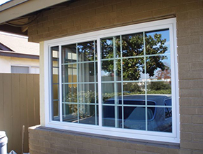 energy efficient window & door replacement